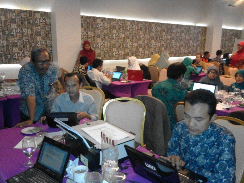 Dosen Team Penyusun Proposal Sertifikasi Guru PPG dalam Jabatan
