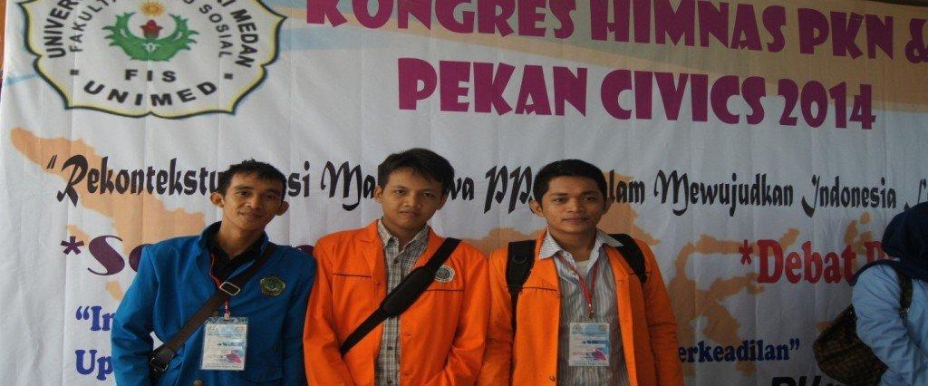 Dedek-dan-Ibnu-mewakili-PPKn-UAD